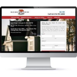 Fiesta Web Services - Dallas Houses for Cash. Real Estate Investment Company in Dallas