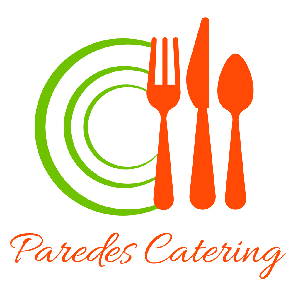 Paredes Catering Logo - Fiesta Web Services
