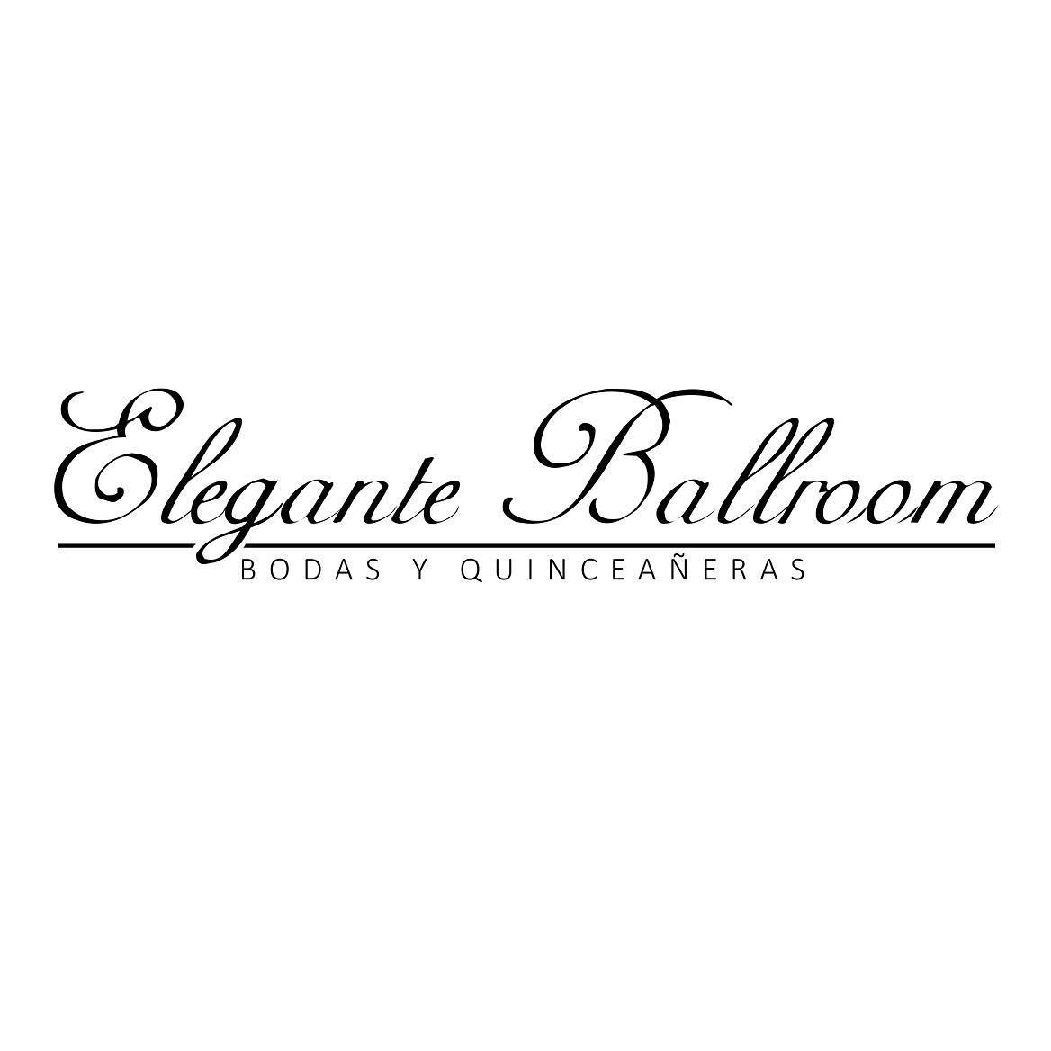 Logo Elegante Ballroom Dallas TX