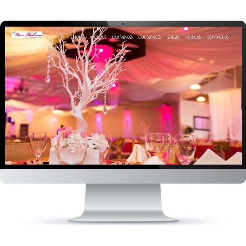 Fiesta Web Services - The Oasis Ballroom in Irving TX