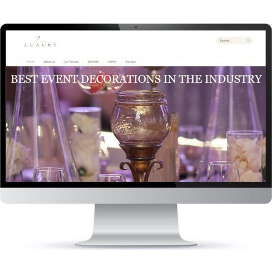 Fiesta Web Services - Luxury on the Lake Events Dallas TX