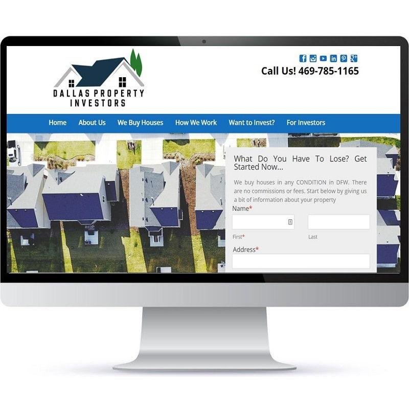 Dallas Property Investors Website